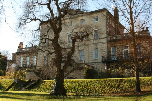 Bristol University | News | January: Heritage Lottery Fund boost for historic garden transformation