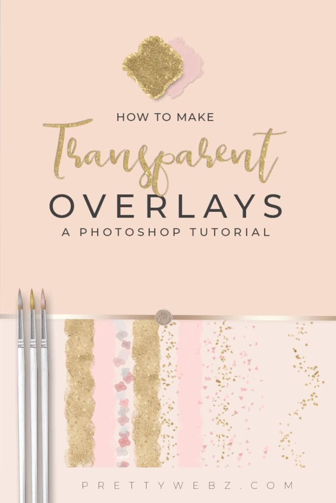 Free Transparent Overlays | Bloggers Unite on Pinterest