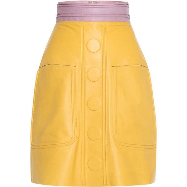 25 best ideas about mustard yellow skirts on