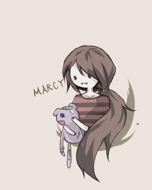 Marceline, Adventure Time