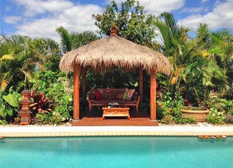 Aarons Outdoor Living - 3m x 3m Bali Hut Deck, $3,850 (http://www.aaronsoutdoor.com.au/bali-huts/3m-x-3m-bali-hut-deck/)