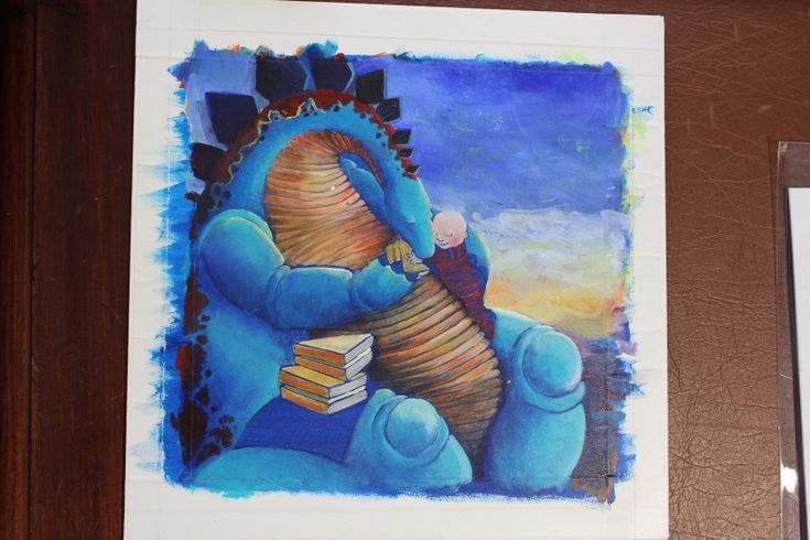 Creative process: National Centre for Australian Children's Literature part 7