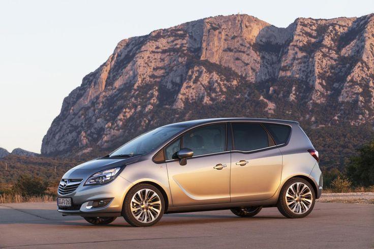 2016 Opel Meriva Redesign and Specs…