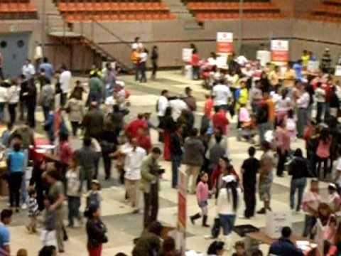 Elecciones ecuatorianas en Barcelona, del 2009