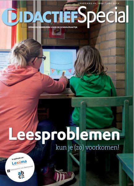 #Leesproblemen kun je (zo) voorkomen. Special @DidactiefOnline. Met bijdragen van Het ABC, @Becky Knapp en @UvA_Amsterdam