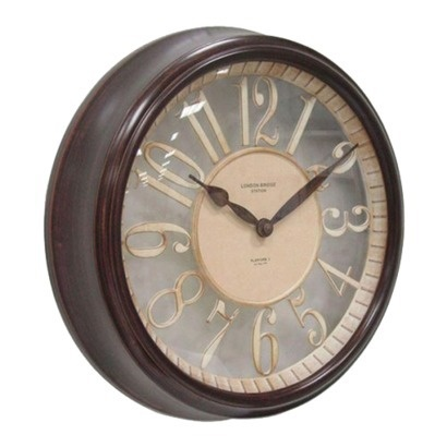Online price target cutout station wall clock dream living room pinterest wall Target clocks living room