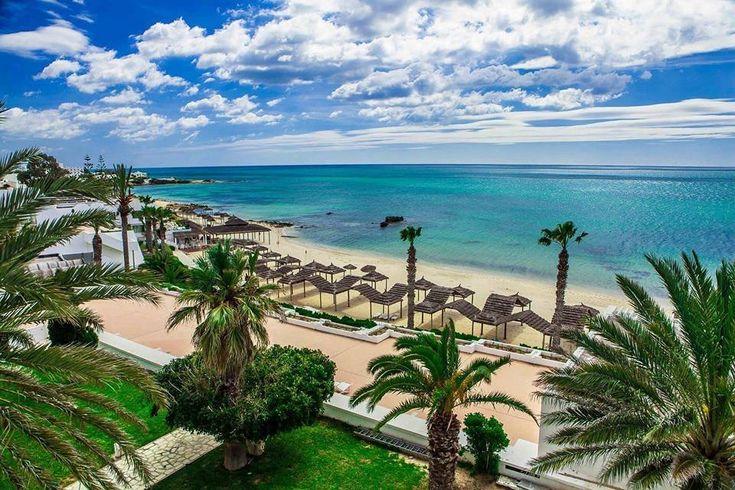 Voyage pas cher Tunisie Lastminute, séjour Hôtel Bel Azur Thalasso & Bungalows 4* à Hammamet prix promo à partir 212.00 € TTC.