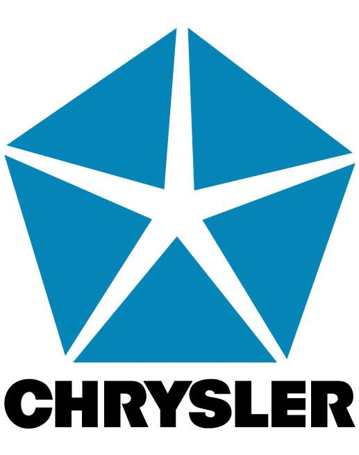 chrysler pentastar old2 logo