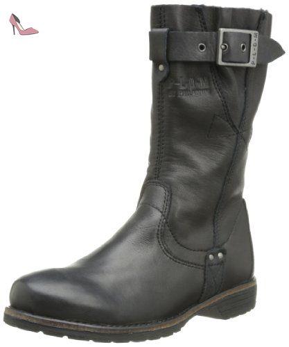 PLDM by Palladium Hevi Cash, Bottes fille - Noir (Black), 31 EU - Chaussures pldm by palladium (*Partner-Link)