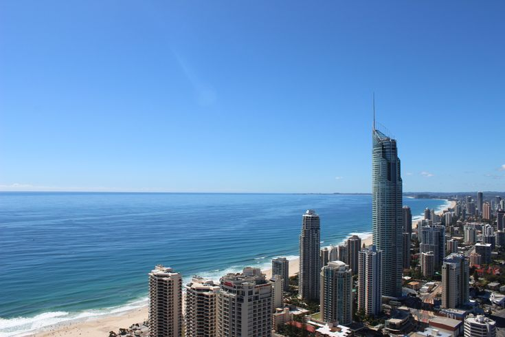 Gold Coast - in detail