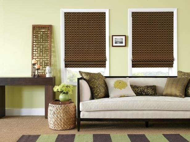 Roman shades have been around for generations, and with custom offerings, there are now more options than ever to create the perfect shade with the right style for your living room. From classic pleats to cascade designs, these shades are no longer considered casual and can be used to dress up the living room and take your decor up a notch.