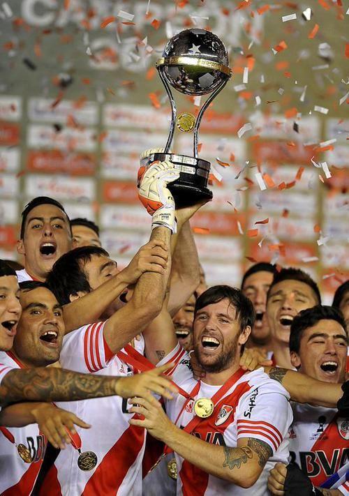 River Campeón Copa Sudamericana 2014