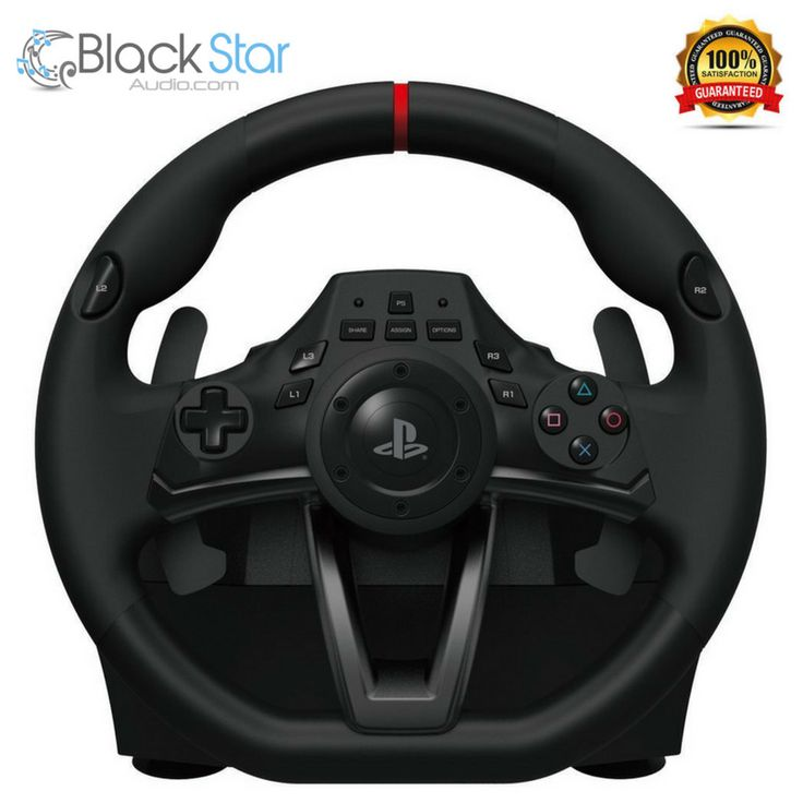 RWA: Racing Wheel Apex controller for PS4 and PS3 Officially Licensed by Sony -  #Hori