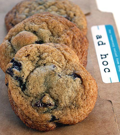 Ad Hoc Chocolate Chip Cookie Recipe By Thomas Keller
