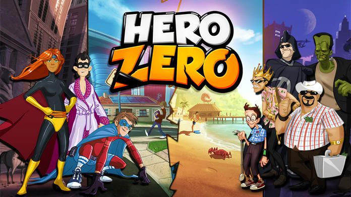 Download Hero Zero Mod Apk Unlimited Donuts & Coins…