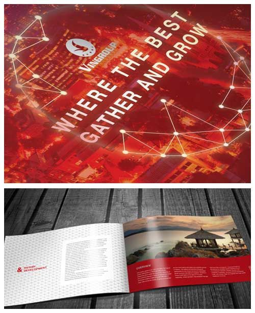 55 Inspiring Brochure Layout Design Examples