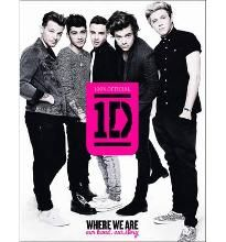 One Direction Where We Are (100% Official) Our Band, Our Story By (author) One Direction -Free worldwide shipping of 6 million discounted books by Singapore Online Bookstore http://sgbookstore.dyndns.org