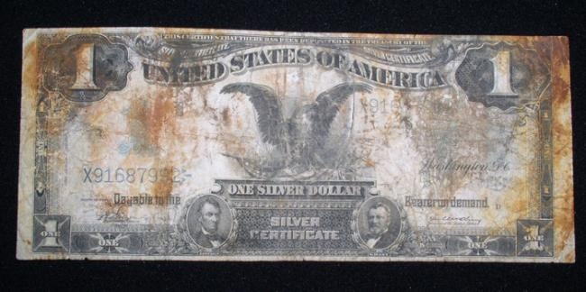 Titanic ... One Dollar Bill