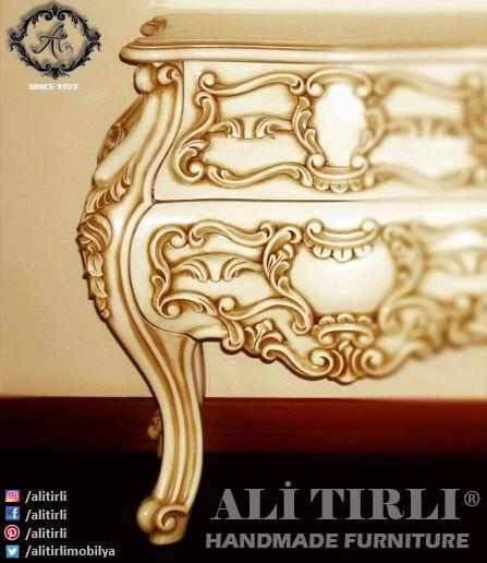 Klasik tutkunlarına...   Classic enthusiasts...   الكلاسيكية عشاق #alitirli #architecture #homedecor #mimar #komodin #livingroomdecor #sifonyer #home #unique #icmimar #klasiksifonyer #evtekstili #klasikkomodin #homeinterior #interiors #lake #classic #furniture #modoko #masko #mobilya #perde #ankara #holiday #baku #decorative #istanbul #luxury #interiorsdesign #klasikmobilya
