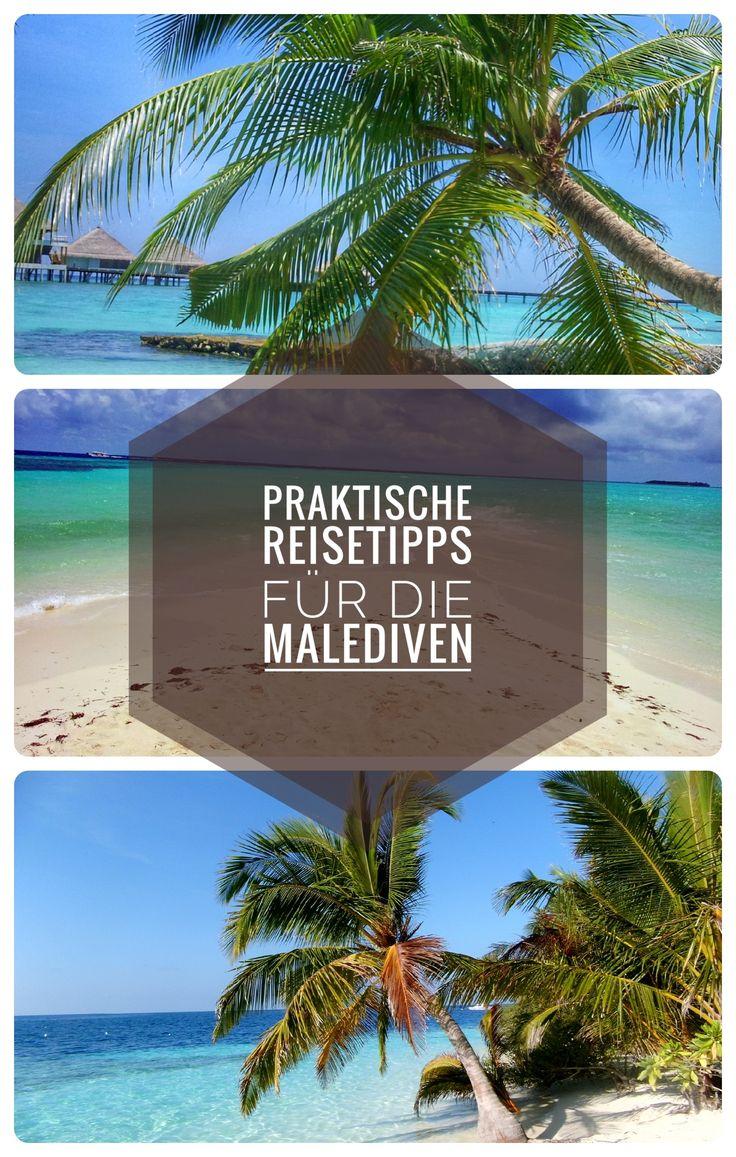 Reisetipps & Empfehlungen für deinen Urlaub auf den Malediven!