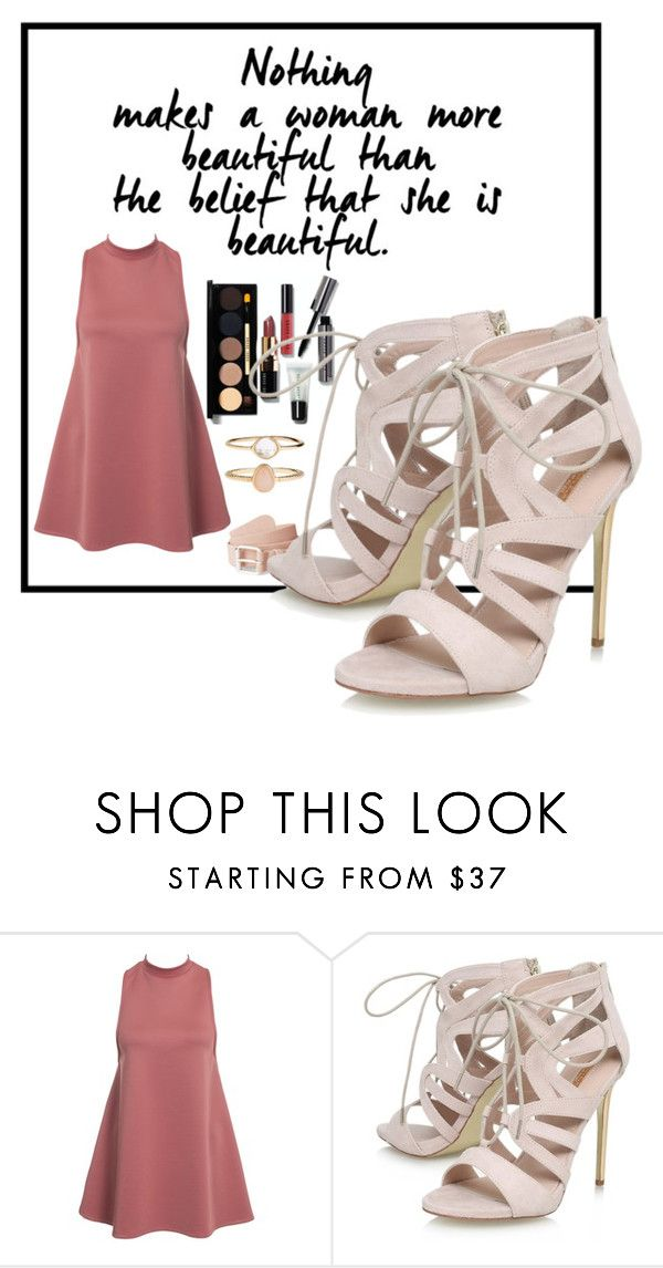 """""""heels"""" by sweetblack93 ❤ liked on Polyvore featuring NLY Trend, Bobbi Brown Cosmetics, Carvela and Accessorize"""