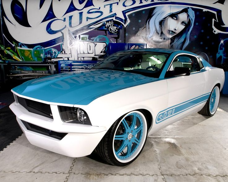 West Coast Customs Mustang