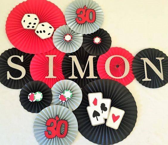 Casino Night Party Decorations best 20+ poker party ideas on pinterest | poker cupcakes, casino