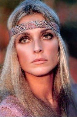 Sharon Tate--California Girl