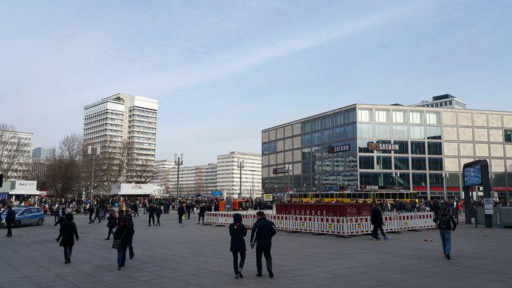 BERLIN 2015 PLATZ