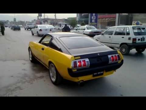 Tariq Aziz's Toyota Celica V8