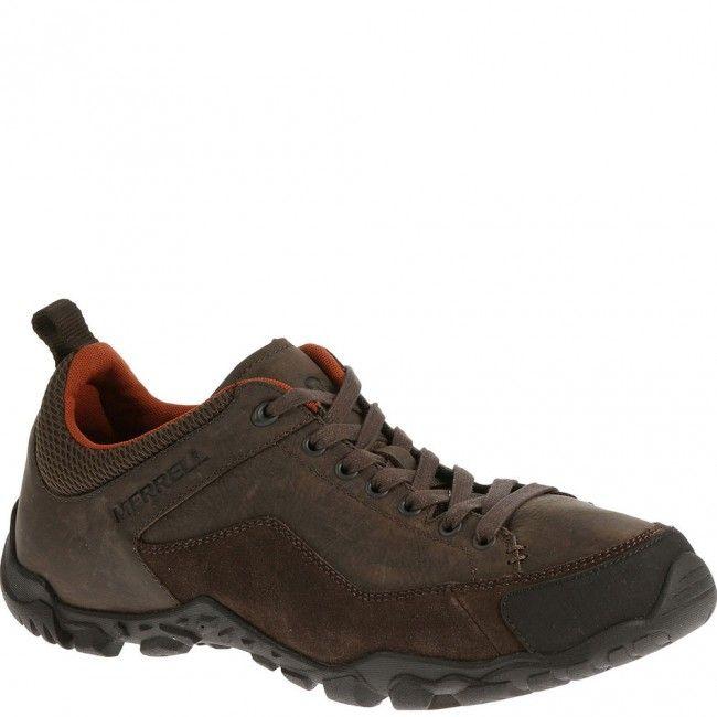 23543 Merrell Men's Telluride Lace Casual Shoes - Espresso www.bootbay.com