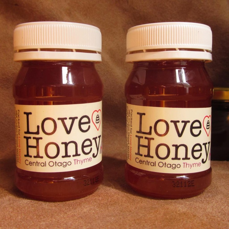 Central Otago Thyme Honey -125gm PET