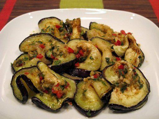 8 recetas para cocinar berenjenas
