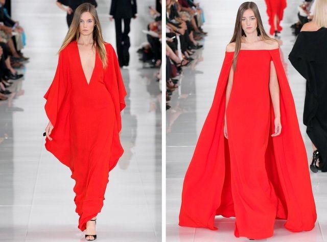 Ralph Lauren -Colección -primavera - verano 2014- Fashion Week Nueva York (10)