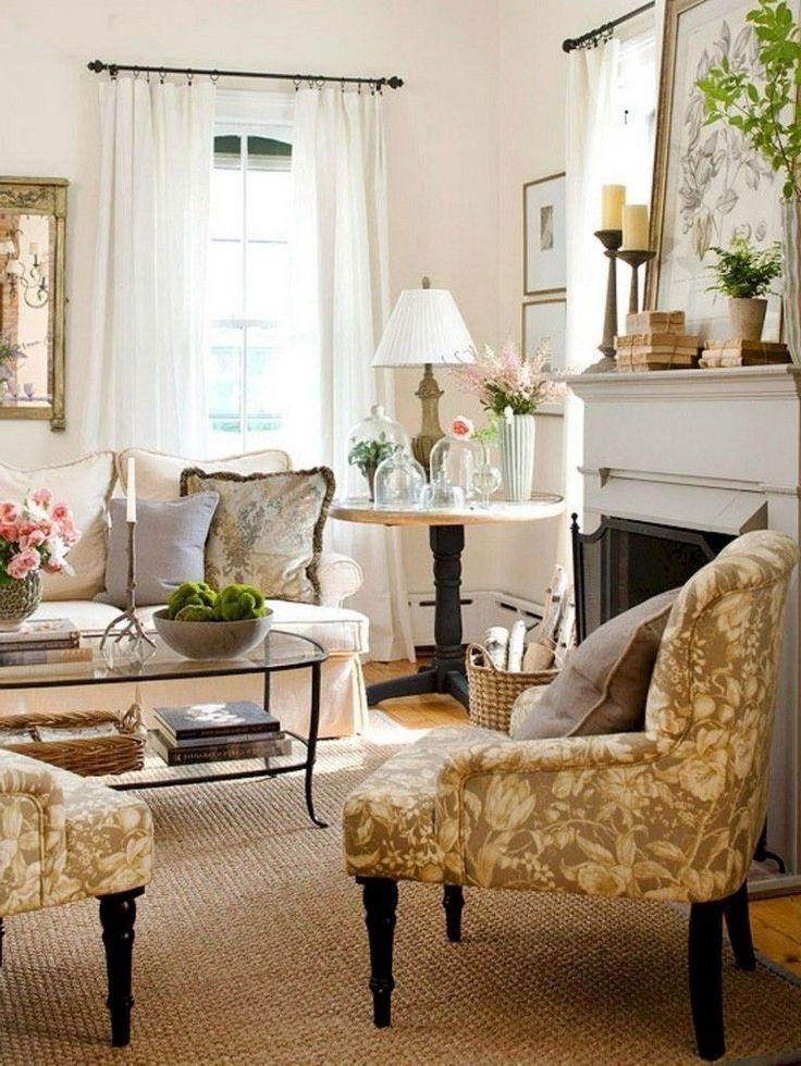 42 Fabulous Living Room Arrangement Ideas Justaddblog Com French Living Rooms Romantic Living Room Formal Living Room Decor