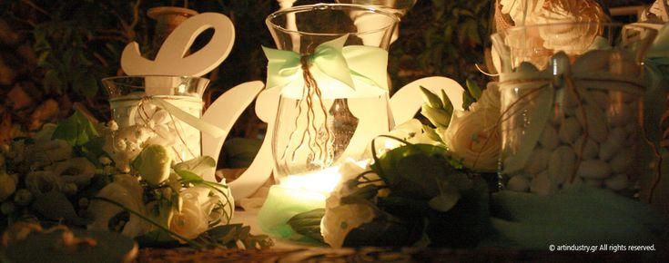 #artindustrygr #WeddingDecoration #LoveStory