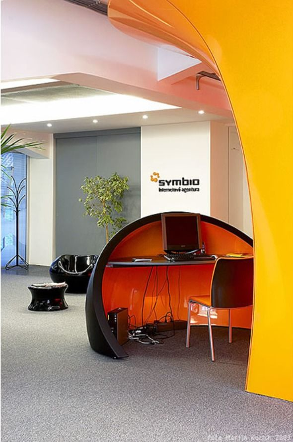 90 best images about modern office interiors on pinterest for Cool office reception