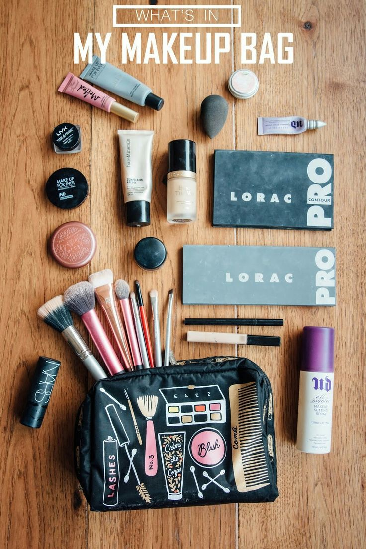 Best 25+ Travel Makeup Bags Ideas On Pinterest