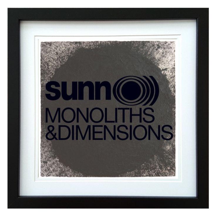 Sunn O))) | Monoliths & Dimensions Album | ArtRockStore