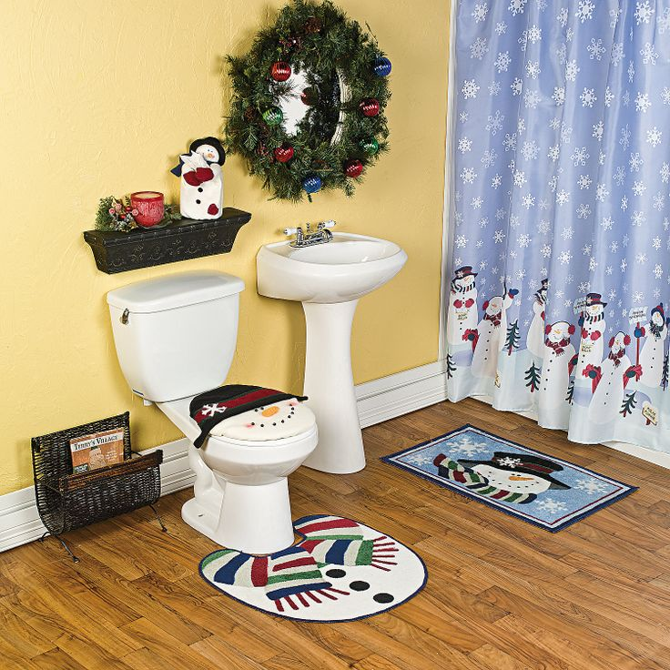10 best Holiday bathroom images on Pinterest | Shower curtains ...