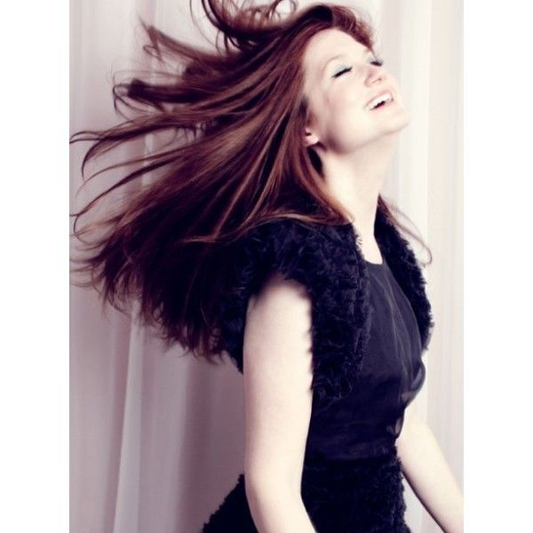 Фото: Бонни Райт (Bonnie Wright) ❤ liked on Polyvore featuring bonnie wright, harry potter, models, pictures and people