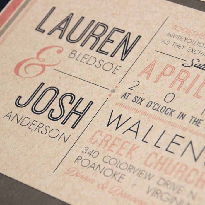 444 best Wedding Stationery and Paper Goods images on Pinterest