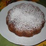 la mia torta di mele effetto crema