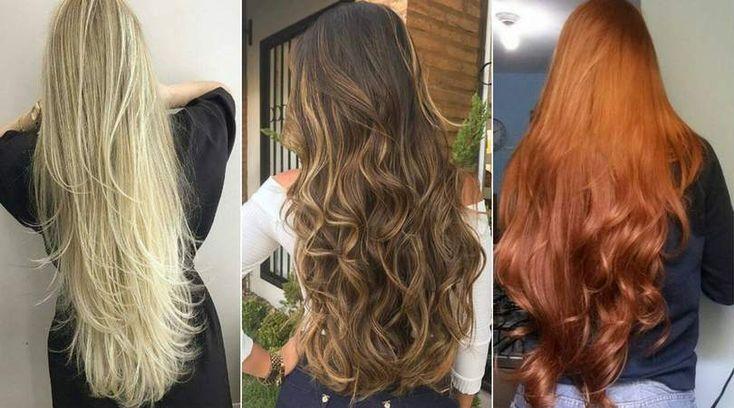 Aprenda truques simples, porém, eficientes para deixar seu cabelo muito comprido e extremamente lindo com pouco esforço e investimento.