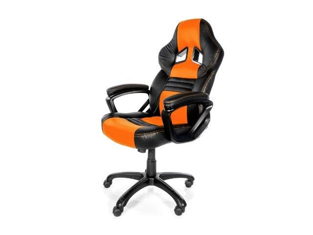 Fotel obrotowy komputerowy dla graczy AROZZI MONZA Orange - dostępne na www.z-net.pl