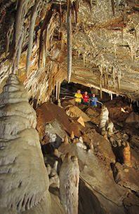 Glenwood Caverns Adventure Park in Glenwood Springs Colorado