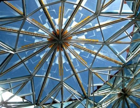 LDS Conference Center Skylight