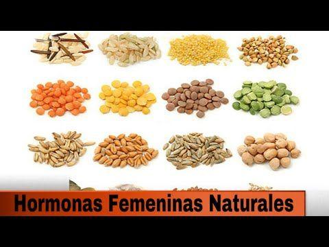 Hormonas Femeninas Naturales: Cuatro Alimentos Con Hormonas Femeninas Naturales - YouTube