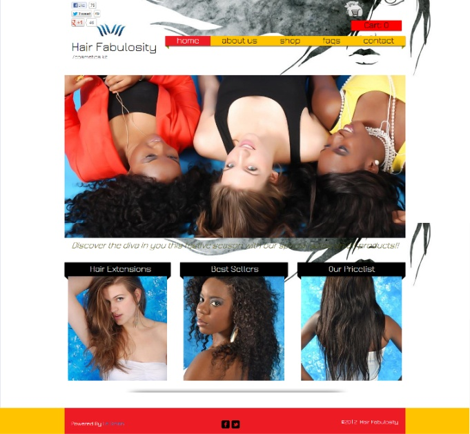 8 best webdesign hair beauty website designs images on pinterest hair fabulosity hair extensions uk and worldwide website designed by le sman web design company pmusecretfo Choice Image