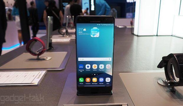 Cum te poti feri sa cumperi un Galaxy Note 7 defect